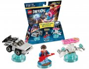 lego dimensions level pack - back to the future - Lego
