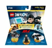 lego dimensions - mission impossible level pack - Lego