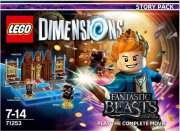 lego dimensions - fantastic beasts story pack - 71253 - Lego