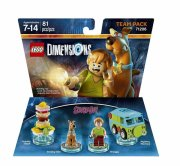 lego dimensions team pack - scooby doo - Lego