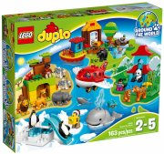 lego duplo 10805 around the world - Lego