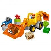 lego duplo gravko / rendegraver - 10811 - Lego