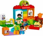 lego duplo 10833 - børnehave - Lego