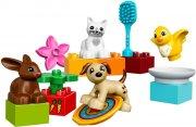 lego duplo 10838 - familiens kæledyr - Lego