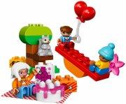 lego duplo 10832 - fødselsdagsskovtur - Lego