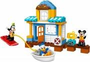 lego duplo 10827 - mickey mouse og venners strandhus - Lego