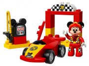 lego duplo 10843 - mickey mouse racer - Lego