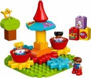 lego duplo 10845 - min første karrusel - Lego