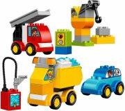lego duplo 10816 - mine første biler og lastbiler - Lego