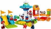 lego duplo 10841 - sjov familieforlystelsespark - Lego