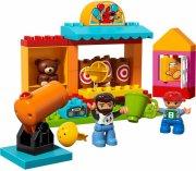 lego duplo 10839 - skydetelt - Lego
