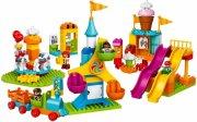lego duplo 10840 - stor forlystelsespark - Lego