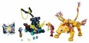 lego elves 41192 - azari og ildløvens tilfangetagelse - Lego