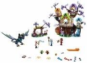 lego elves - flagermusangreb ved elvenstar-træet - Lego