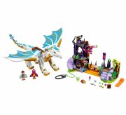 lego elves - queen dragon's rescue (41179) - Lego