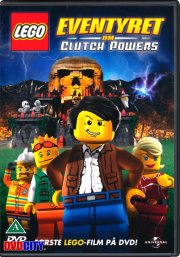 lego: eventyret om clutch powers / lego: the adventure of clutch powers - DVD