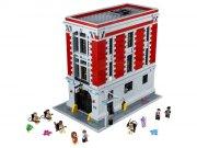 lego 75827 - ghostbuster brandstation hovedkvarter - Lego