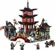 lego exclusive - temple of airjitzu - 70751 - Lego