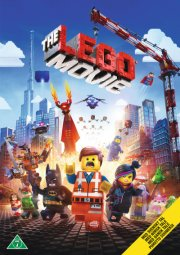 lego the movie / lego filmen - DVD