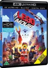 lego the movie / lego filmen - 4k Ultra HD Blu-Ray