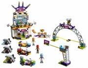 lego friends - den store racerløbsdag - Lego