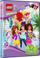 lego friends - episode 4-6 - DVD