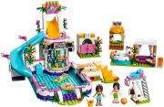 lego friends 41313 - heartlake friluftsbad - Lego