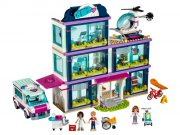 lego friends 41318 - heartlake hospital - Lego
