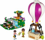 lego friends - heartlake varmluftballon (lego 41097) - Lego