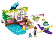 lego friends 41315 - heartlake surfshop - Lego