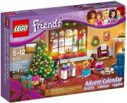 lego friends - julekalender / pakkekalender - 2016 - Lego
