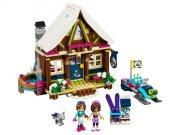 lego friends 41323 - skisportsstedets hytte - Lego