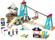 lego friends 41324 - skisportsstedets skilift - Lego