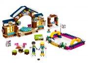 lego friends 41322 - skisportsstedets skøjtebane - Lego