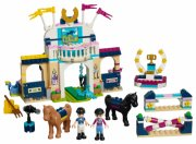 lego friends - stephanies ridespringningsbane - 41367 - Lego