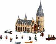 lego harry potter - hogwarts storsal - 75954 - Lego