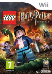 lego harry potter: years 5 - 7 - wii