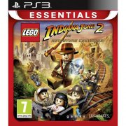 lego indiana jones 2: the adventure continues (essentials) - PS3