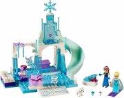 lego juniors frost 10736 - anna og elsas frosne legeplads - Lego
