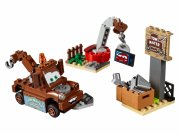 lego junior disney cars 10733 - bumles skrotplads - Lego