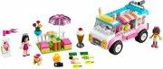 lego juniors - emmas ice cream truck - 10727 - Lego