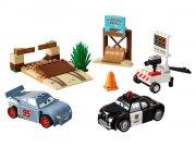 lego juniors cars 3 10742 - farttræning i ørkenen - Lego