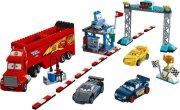 lego junior disney cars 10745 - florida 500 det endelige racerløb - Lego