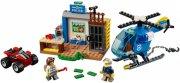 lego juniors 10751 - politijagt i bjergene - Lego