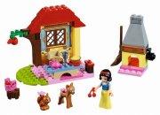 lego juniors disney princess 10738 - snehvides skovhytte - Lego