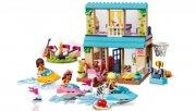 lego juniors - stephanies hus ved søen - Lego