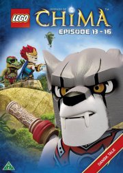 lego: legends of chima 4 - episode 13-16 - DVD