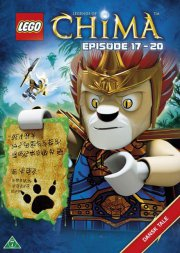 lego: legends of chima 5 - episode 17-20 - DVD