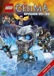 lego: legends of chima 7 - episode 25-28 - DVD