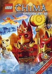 lego: legends of chima 8 - episode 29-32 - DVD